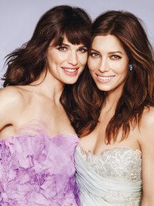 Jennifer Garner and Jessica Biel cover photoshoot for March 2010 issue of Marie Claire magazine 7