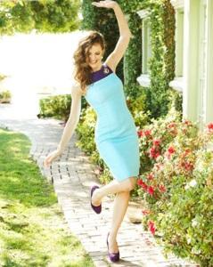 Jennifer Garner photo shoot for January 2010 issue of Parade Magazine 2