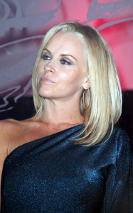 Jenny McCarthy at the 4th annual Saturday Night Spectacular celebration on February 6th 2010 at The Bank of America Tower in Miami 1