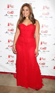 Jordin Sparks attends The Heart Truth Red Dress Collection Fall during the Mercedes Benz Fashion Week at Bryant Park on February 11th 2010 in New York City 3