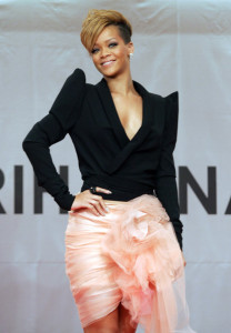 Rihanna at a press conference held on February 11th 2010 at the Intercontinental hotel in Seoul South Korea 1