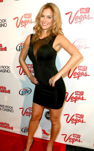 Bar Refaeli attends the Sports Illustrated Swimsuit 247 shindig at TAO Nightclub in the Venetian Hotel on February 12th 2010 in Las Vegas 3