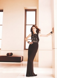 Tina Fey photo shoot for the March 2010 issue of Vogue 8th annual power issue 1