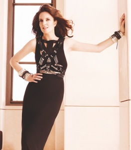 Tina Fey photo shoot for the March 2010 issue of Vogue 8th annual power issue 5