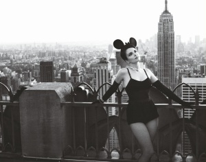 Tina Fey photo shoot for the March 2010 issue of Vogue 8th annual power issue 3