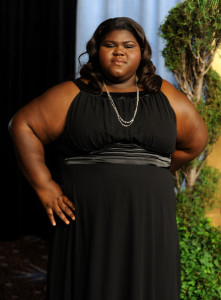 Gabourey Sidibe at the 82nd annual Academy Awards Nominee Luncheon at Beverly Hilton Hotel on February 15th 2010 in Los Angeles California 2