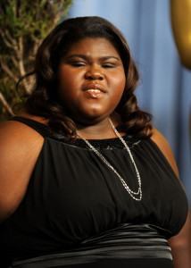 Gabourey Sidibe at the 82nd annual Academy Awards Nominee Luncheon at Beverly Hilton Hotel on February 15th 2010 in Los Angeles California 5
