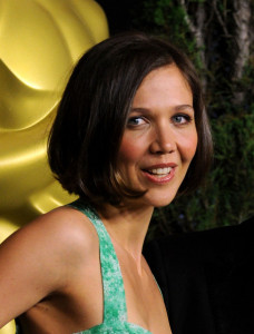 Maggie Gyllenhaa at the 82nd annual Academy Awards Nominee Luncheon at Beverly Hilton Hotel on February 15th 2010 in Los Angeles California 1