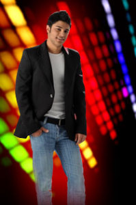 picture of the Star Academy season seven student ramy from lebanon