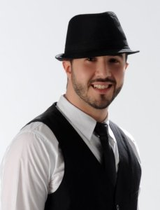 picture of the Star Academy season seven student Mahmoud Shokri from Egypt 1