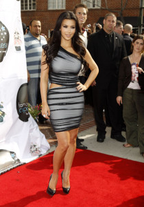 Kim Kardashian promotes the launch of her Vanilla Cupcake Mix at The Famous Cupcakes store on February 19th 2010 in Beverly Hills 3