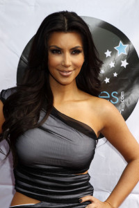 Kim Kardashian promotes the launch of her Vanilla Cupcake Mix at The Famous Cupcakes store on February 19th 2010 in Beverly Hills 8