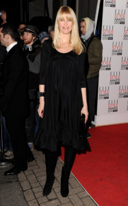 Claudia Schiffer attends the The ELLE Style Awards 2010 at the Grand Connaught Rooms on February 22nd 2010 in London England 1