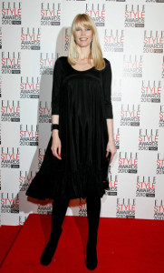 Claudia Schiffer attends the The ELLE Style Awards 2010 at the Grand Connaught Rooms on February 22nd 2010 in London England 5