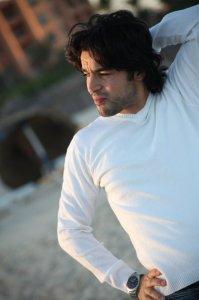 Zaher Zorgatti photo shoot on Sousse Beach in Tunis 2