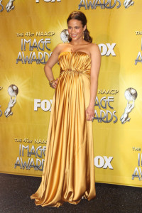 Paula Patton photo at the 41st NAACP Image awards held at The Shrine Auditorium on February 26th 2010 in Los Angeles California 1