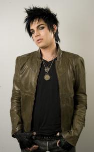 Adam Lambert photo shoot on January 28th 2010 in Los Angeles California 2