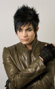 Adam Lambert photo shoot on January 28th 2010 in Los Angeles California 8