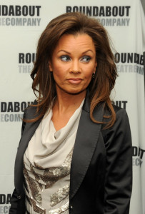 Vanessa Williams attends the meet and greet for Broadways Sondheim on Sondheim on March 3rd 2010 in New York City 1