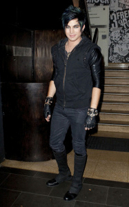Adam Lambert at the media call Mardi Gras Party on March 4th 2010 in Sydney Australia adam lambert 030310 2   Copy