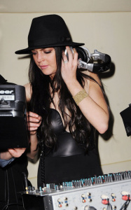 Lindsay Lohan was spotted at the Nokia X6 Launch Party held on March 3rd 2010 at Sketch nightclub in London England 1