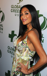 Nicole Scherzinger was spotted arriving at the 7th Annual Global Green Pre Oscar Party on March 3rd 2010 in Los Angeles 3