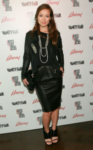 Olivia Wilde was spotted at the Manifest Equality opening party on March 3rd 2010 in Hollywood 3