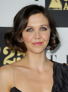 Maggie Gyllenhaal at the 25th Film Independent Spirit Awards sponsored by Piaget held at Nokia Theatre on March 5th 2010 in Los Angeles California 7