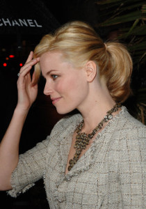 Elizabeth Banks arrives at the Chanel And Charles Finch Pre Oscar Party Celebrating Fashion And Film at Madeo Restaurant on March 6th 2010 in Los Angeles 4