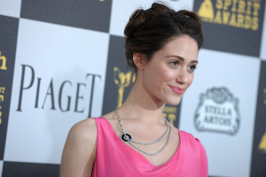 Emmy Rossum at the 25th Film Independent Spirit Awards sponsored by Piaget held at Nokia Theatre on March 5th 2010 in Los Angeles California 4