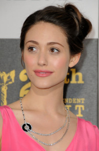 Emmy Rossum at the 25th Film Independent Spirit Awards sponsored by Piaget held at Nokia Theatre on March 5th 2010 in Los Angeles California 3