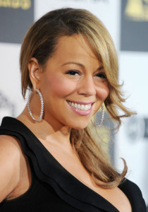 Mariah Carey at the 25th Film Independent Spirit Awards sponsored by Piaget held at Nokia Theatre on March 5th 2010 in Los Angeles California 3
