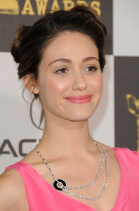 Emmy Rossum at the 25th Film Independent Spirit Awards sponsored by Piaget held at Nokia Theatre on March 5th 2010 in Los Angeles California 1
