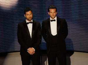 Gerard Butler and Bradley Cooper photo during the 82nd Annual Academy Awards held at Kodak Theatre on March 7th 2010 in Hollywood 5