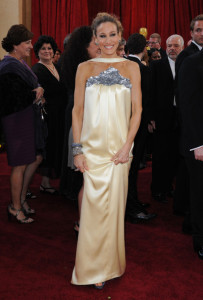 Sarah Jessica Parker picture as arriving at the 82nd Annual Academy Awards held at Kodak Theatre on March 7th 2010 in Hollywood 4