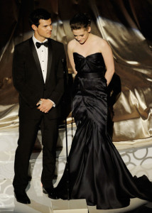 Kristen Stewart and Taylor Lautner photo during the 82nd Annual Academy Awards held at Kodak Theatre on March 7th 2010 in Hollywood 1