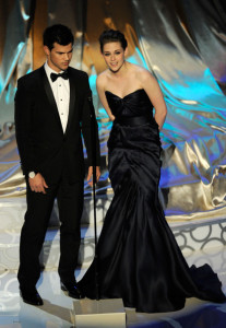 Kristen Stewart and Taylor Lautner photo during the 82nd Annual Academy Awards held at Kodak Theatre on March 7th 2010 in Hollywood 4