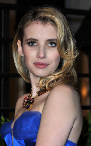 Emma Roberts photo at the 2010 Vanity Fair Oscar Party on March 7th 2010 in Hollywood 3