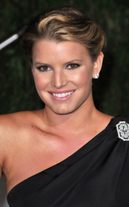 Jessica Simpson photo at the 2010 Vanity Fair Oscar Party on March 7th 2010 in Hollywood 4