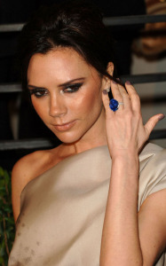 Victoria Beckham at the 18th Annual Elton John AIDS Foundation Academy Awards Viewing Party at the Pacific Design Center on March 7th 2010 in West Hollywood 1