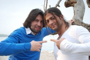 picture of Fadi Andrawos from his new video clip on March 2010 while on the filming set 2