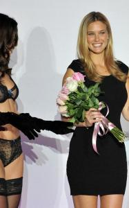 Bar Refaeli picture while at the presentation of The Passionata collection on March 23rd 2010 in Paris France 4