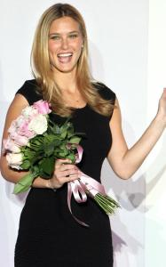 Bar Refaeli picture while at the presentation of The Passionata collection on March 23rd 2010 in Paris France 2