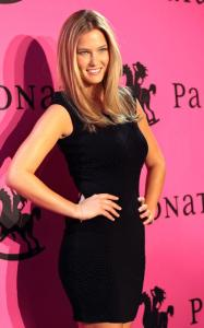 Bar Refaeli picture while at the presentation of The Passionata collection on March 23rd 2010 in Paris France 3
