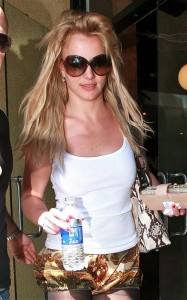 Britney Spears was seen shopping on March 18th 2010 in West Hollywood California 4