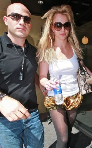 Britney Spears was seen shopping on March 18th 2010 in West Hollywood California 1