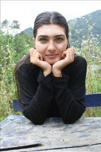 turkish model and actress Tuba Buyukustun photo