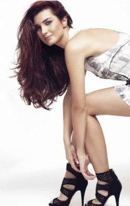 turkish model and actress Tuba Buyukustun photo shoot for the turkish issue of instyle magazine 2