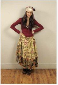 turkish model and actress Tuba Buyukustun photo shoot for Gonulcelen the new turkish drama series 4