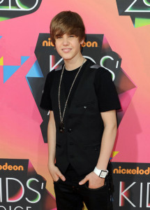 Justin Bieber arrives at Nickelodeons 23rd Annual Kids Choice Awards held at UCLAs Pauley Pavilion on March 27th 2010 in Los Angeles California 3